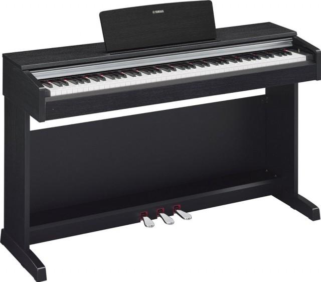 Yamaha YDP-142B E-Piano im Test