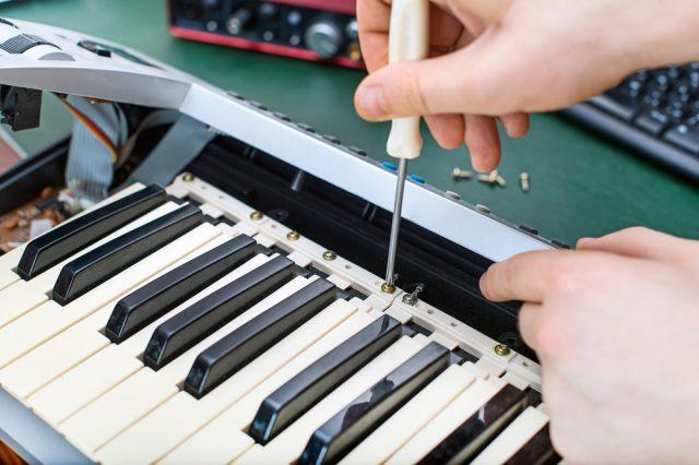 hammermechanik e-piano